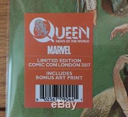La Reine Des Nouvelles Du Monde Vinyl Edition Exclusive Comic Con Ltd # 174 De # 220