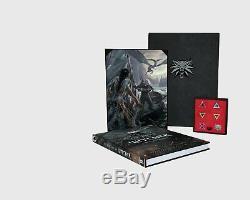 Le Monde De La Marque Witcher Limited Edition Compendium Nouvelle