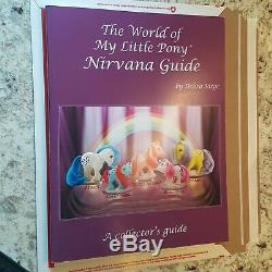 Le Monde De My Little Pony Guide Nirvana Vintage G1 Mlp Livre Debra Birge Nouveau