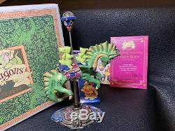 Le Monde Lunatique De Pocket Dragon Dragon Riders Signed, Comme Neuf