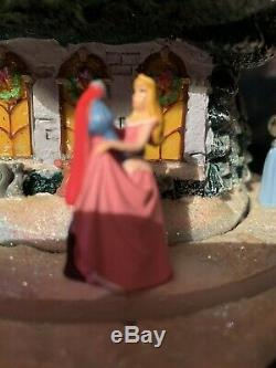 Le Monde Merveilleux De Disney Christmas Tree New Musical Ornement Mickey