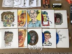 Le Monde Merveilleux De Mac Demarco 7 Club Coffret Disque Vinyle Complet Nouveau