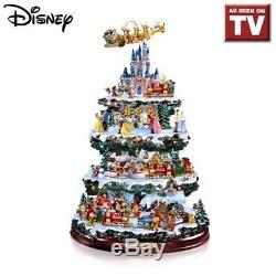 Le Monde Merveilleux De Noël Disney Arbre New Musical 2019 Ornement Mickey