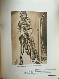 Le Roi Du Monde De Bill Ward Merveilleux Du Glamour Girls Tout Neuf, Taschen