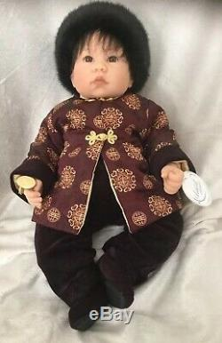 Lee Middleton Rare Htf Mongolie Les Enfants Du Monde Usine New Sib