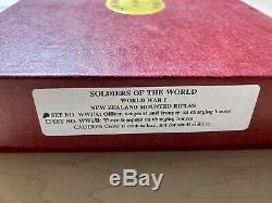 Les Soldats Du Monde Ww1 Nouvelle-zélande Rifles Set No. Ww1 / A