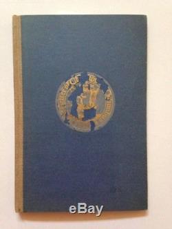 Lettre De Colomb Concernant Son Premier Voyage Dans Le Nouveau Monde (1924) Ltd. Ed.