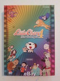 Lot De Dvds Little Charo Region 2 L'aventure Dans Le Monde Du Milieu, À Nouveau À New York