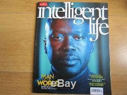 Magazine Intelligent Vie David Adjaye, Homme Du Monde Nouveau
