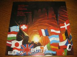 Manowar-warriors Of The World Lp, Nuclear Blast Allemagne 2002, Mégarar, Newithneu