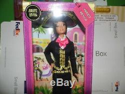 Mattel Barbie Collector Dolls Of The World Mexique Mariachi Bcp74 Doll Nouveau Dans La Boîte
