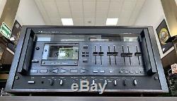 Nakamichi 1000zxl 3 Tête Cassette Vintage 1979 Le Meilleur De Monde Comme Neuf