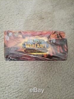 New Sealed Booster World Of Warcraft Les Feux De La Série Outland