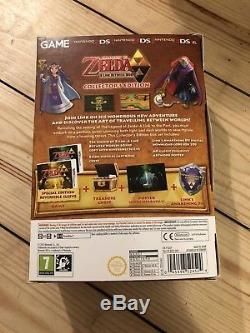 Nintendo 3ds The Legend Of Zelda Un Lien Entre L'édition Worlds Collectors Edition Nouveau
