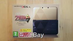 Nintendo 3ds XL La Légende De Zelda Un Lien Entre La Console Des Mondes. Nouveau Et Scellé