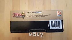 Nintendo 3ds XL La Légende De Zelda Un Lien Entre Les Mondes Console. Nouveau & Scellé