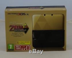 Nintendo 3ds XL La Légende De Zelda Un Lien Entre Worlds Console. Nouveau & Scellé
