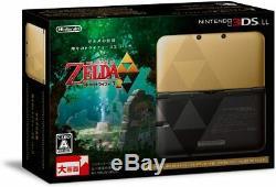 Nintendo 3ds XL The Legend Of Zelda A Link Between Worlds Edition Limitée K