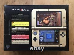 Nintendo 3ds XL The Legend Of Zelda Un Lien Entre Les Mondes De La Console New Pal