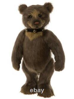 Nouveau! 2019 Charlie Bears Jj Le Big Bear (édition Limitée De 1000 Dans Le Monde Entier)