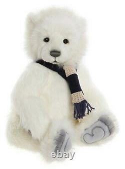 Nouveau 2020 Charlie Bears Lord Of The Arctic Limited To 2000 Worldwide