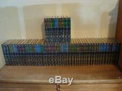 Nouveau! Britannica De 1980 Encyclopédie Great Books Du Monde Occidental Ensemble Complet 54