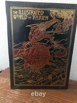 Nouveau Easton Press Illustrées Monde De Tolkien David Day