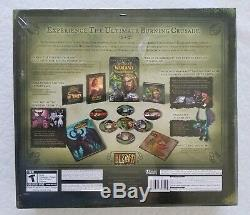 Nouveau Et Scellé World Of Warcraft Edition Collector The Burning Crusade