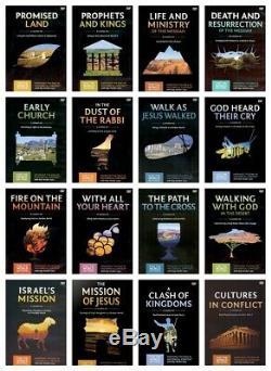 Nouveau Faith Lessons Set De 16 DVD Que Le Monde Entier Peut Savoir Vidéo De Ray Vander Laan