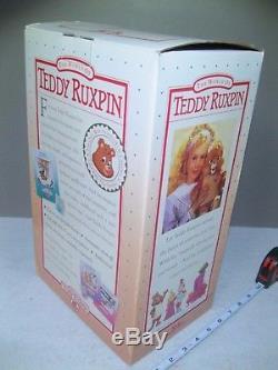 Nouveau Le Monde De Teddy Ruxpin 1990