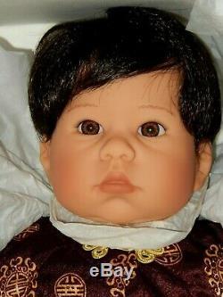 Nouveau Lee Middleton Doll Mongolie Les Enfants Du Monde