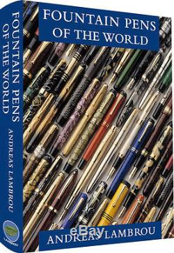 Nouveau Livre De Stylos-plumes Du Monde, Par Andreas Lambrou