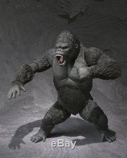 Nouveau S. H. Monster Arts King Kong La 8ème Merveille Du Monde Japon