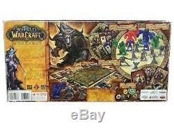 Nouveau Scellé Rare World Of Warcraft Le Jeu De Plateau 2005 Fantasy Flight Games