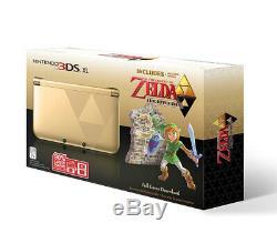 Nouveau The Legend Of Zelda Un Lien Entre Les Mondes 3ds XL Bundle Edition Limitée