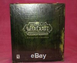 Nouveau! World Of Warcraft - La Burning Crusade 'edition Collector, Blizzard