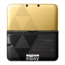 Nouveauté Console Nintendo 3ds LL XL La Légende De Zelda Lien Entre Les Mondes Jp