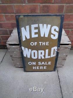 Nouveautés Du Monde Des Années 1930 En Vente ICI Boutique Enseignes Publicitaires En Métal Émaillé