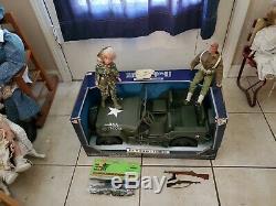 Nouveaux Soldats Du Monde 1998 - Seconde Guerre Mondiale - Jeep Militaire N ° 98393, Plus Suppléments