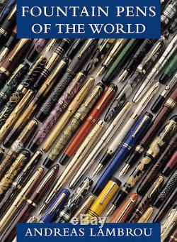Nouveaux Stylos-plumes Du Livre Du Monde, Par Andreas Lambrou