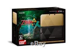 Nouvelle Console Nintendo 3ds LL XL La Légende De Zeldalink Entre Les Mondes Jp