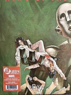 Nouvelles De La Reine Du Monde (édition De Merveille) Numéro 155/220