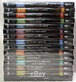 Nouvelles Leçons De Foi Ensemble De 15 DVD Que Le Monde Peut Connaître Ray Vander Laan Vol 1-15