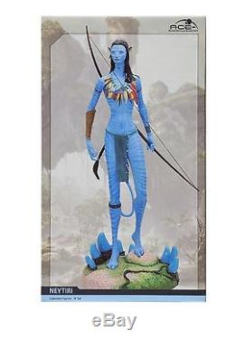 Parcs Disney Pandora Le Monde D'avatar Neytiri Figurine Medium Staute Nouveau