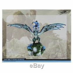 Parcs Disney Pandora Le Monde De L'avatar Figurine Banshee Jake Riding New