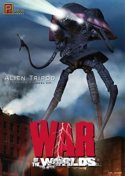 Pegasus Loisirs 1/144 Guerre Des Mondes Du Film Alien Trépied Nouveau Scellés