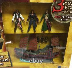 Pirates Of The Caribbean At Worlds End Ultimate Black Pearl Playset Nouveau