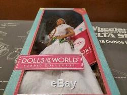 Poupées Du Monde Barbie Collector Brésil Pink Label Mattel Nouveau Dans La Boîte