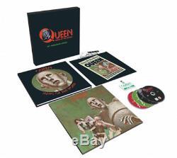 Queen + Adam Lambert Nouvelles Du Monde Coffret 40e Anniversaire Nouveau CD Wit