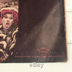 Queen News Of The World 12 Album Vinyl (colombie) 1977 Mega Rare